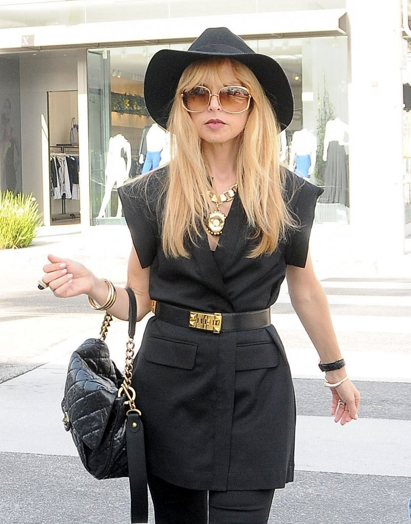 Rachel Zoe Shops In Beverly Hills