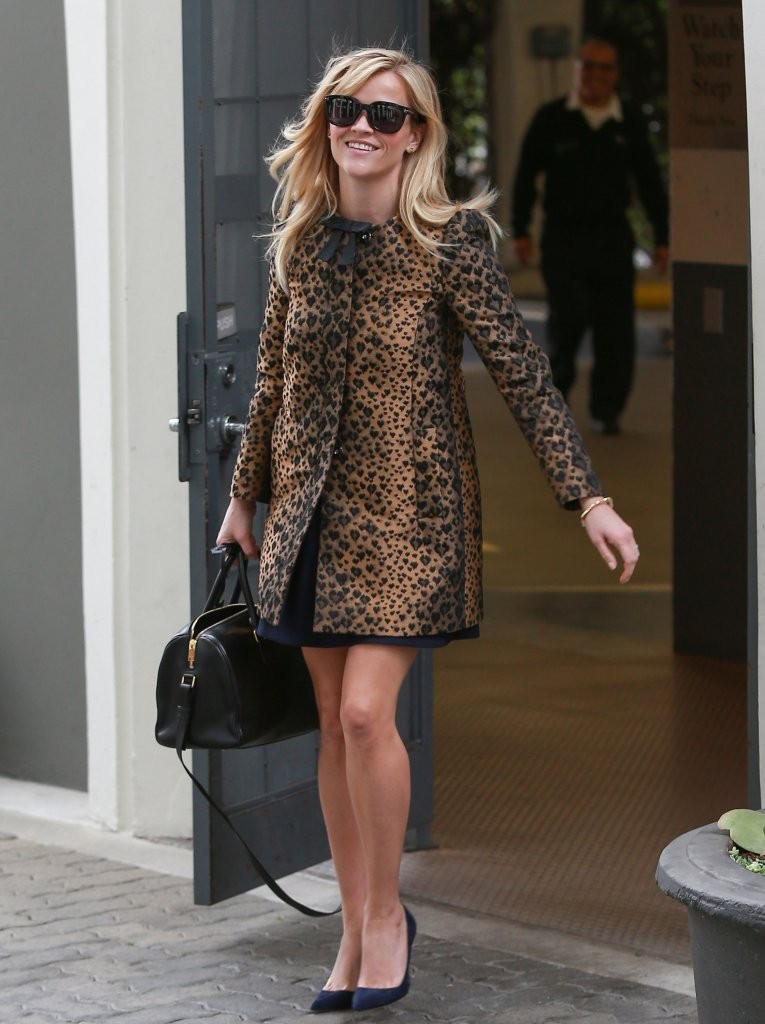 Look Of The Day December 12th Reese Witherspoon S