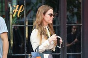 Riley Keough Button Down Shirt