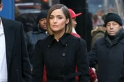 Rose Byrne Trenchcoat