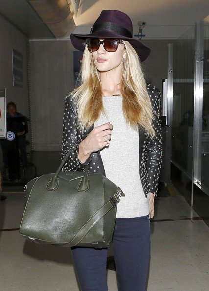 Rosie Huntington-Whiteley Walker Hat