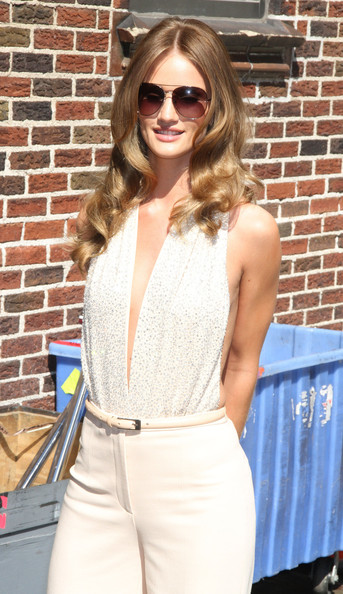 Rosie Huntington-Whiteley Halter Top