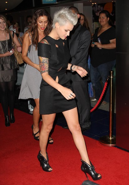 Ruby Rose Ankle Boots