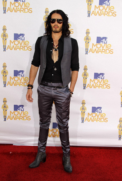 Russell Brand Vest