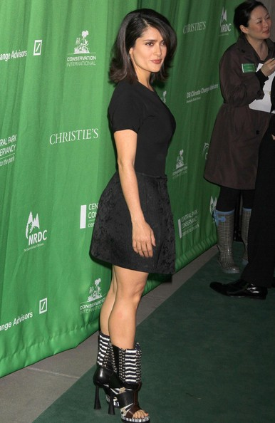 Salma Hayek Shoes
