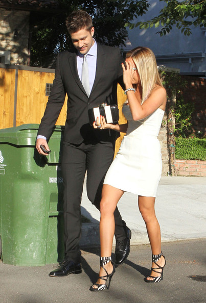Ashley And Scott Heading To The 'Step Up Revolution' Premiere