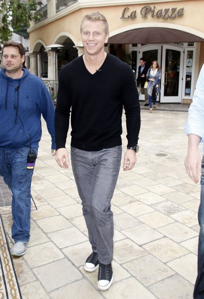 Sean Lowe V-neck Sweater