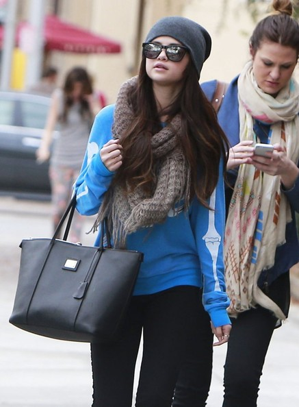 More Pics of Selena Gomez Skinny Jeans (6 of 38) - Selena Gomez Lookbook - StyleBistro
