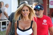 Shauna Sand Cutout Dress