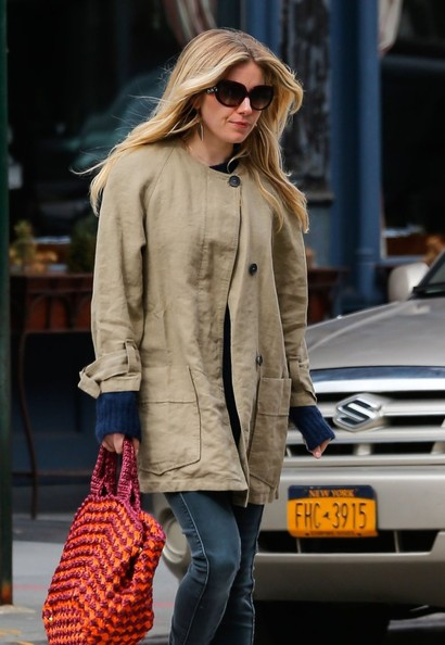 More Pics of Sienna Miller Skinny Jeans (2 of 8) - Sienna Miller Lookbook - StyleBistro