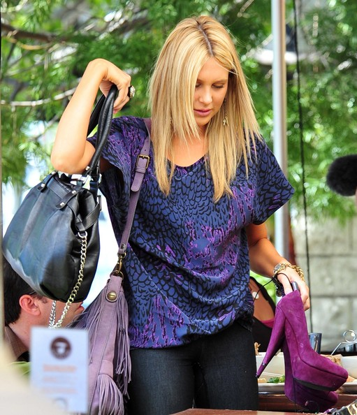 Stephanie Pratt Chain Strap Bag