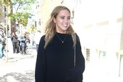 Suki Waterhouse Boatneck Sweater