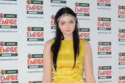 Celebrities are pictured attending The Jameson Empire Film Awards, Grosvenor House Hotel, London.