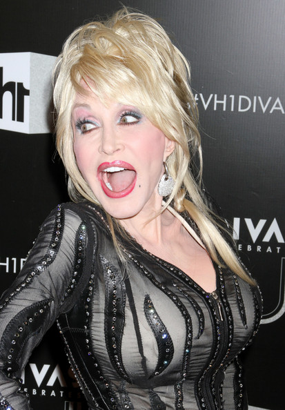 More Pics Of Dolly Parton Leather Dress 5 Of 9 Dolly