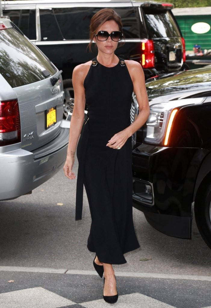 Victoria Beckham Little Black Dress Victoria Beckham