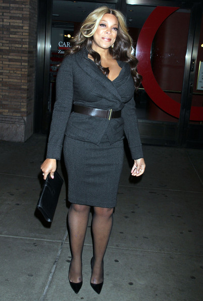 Wendy Williams Skirt Suit