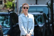 Whitney Port Denim Shirt
