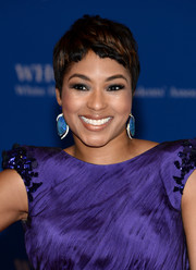 Alicia Quarles looked undeniably gorgeous sporting this pixie at the White House Correspondents' Association Dinner.