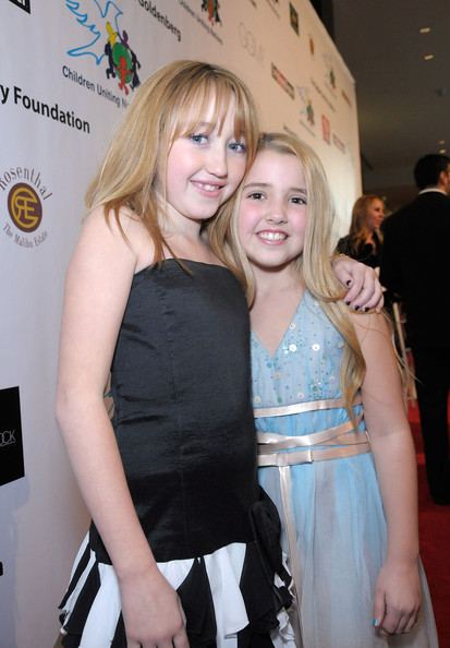 More Pics of Noah Cyrus Strapless Dress (1 of 4) - Noah Cyrus Lookbook - StyleBistro [event,hairstyle,fashion,blond,dress,fun,premiere,smile,long hair,cocktail dress,california,beverly hills,beverly hilton hotel,children uniting nations oscar celebration,11th annual children uniting nations oscar celebration,actresses,emily grace reaves,noah cyrus]
