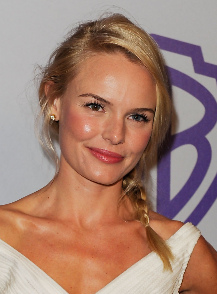 Actress Kate Bosworth arrives at the InStyle and Warner Bros. 67th Annual Golden Globes after party held at the Oasis Courtyard at The Beverly Hilton Hotel on January 17, 2010 in Beverly Hills, California.