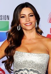 Sofia Vergara wore her lovely long hair in soft waves at the 12th Annual Latin GRAMMY Awards.