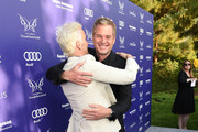Balthazar Getty and Eric Dane Photo