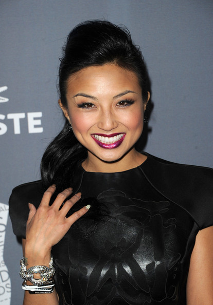 More Pics of Jeannie Mai Platform Pumps (1 of 6) - Platform Pumps Lookbook - StyleBistro