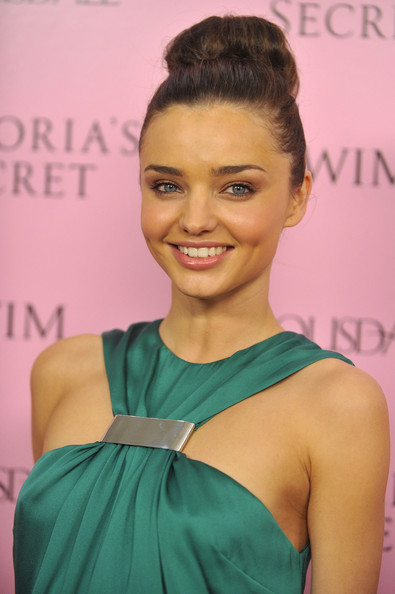 Miranda+Kerr in 15th Anniversary Of Victoria's Secret SWIM Catalogue At Trousdale