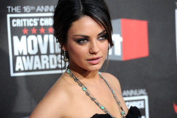 Mila Kunis, Hoping for a Black Swan Oscar