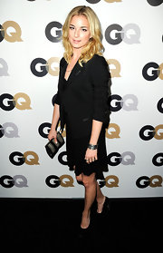 Emily VanCamp wore an Alligator cuff of sterling silver black rhodium at the 16th Annual GQ Man of the Year party.