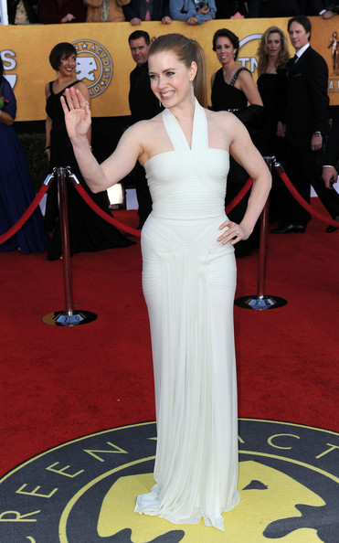 Amy Adams at the 2011 SAG Awards