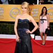 Dianna Agron at the 2011 SAG Awards