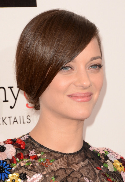 More Pics of Marion Cotillard Cocktail Dress (1 of 48) - Marion Cotillard Lookbook - StyleBistro