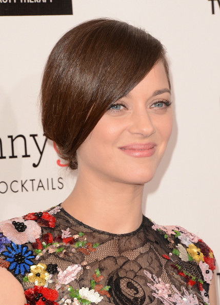 More Pics of Marion Cotillard Cocktail Dress (5 of 48) - Marion Cotillard Lookbook - StyleBistro