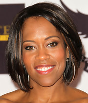 Regina King opted for a classic look with this sleek bob when she attended the Race to Erase MS gala.