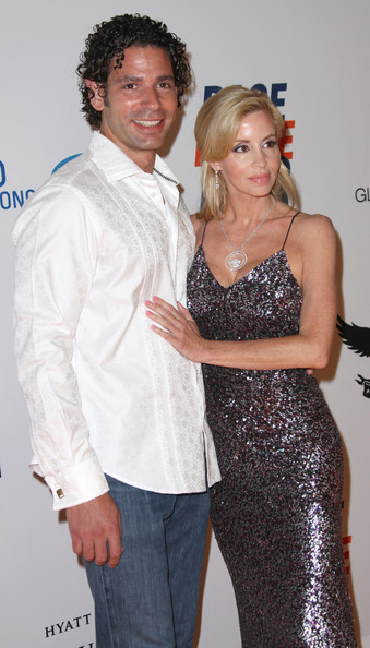 More Pics of Camille Grammer Evening Dress (3 of 4) - Camille Grammer Lookbook - StyleBistro