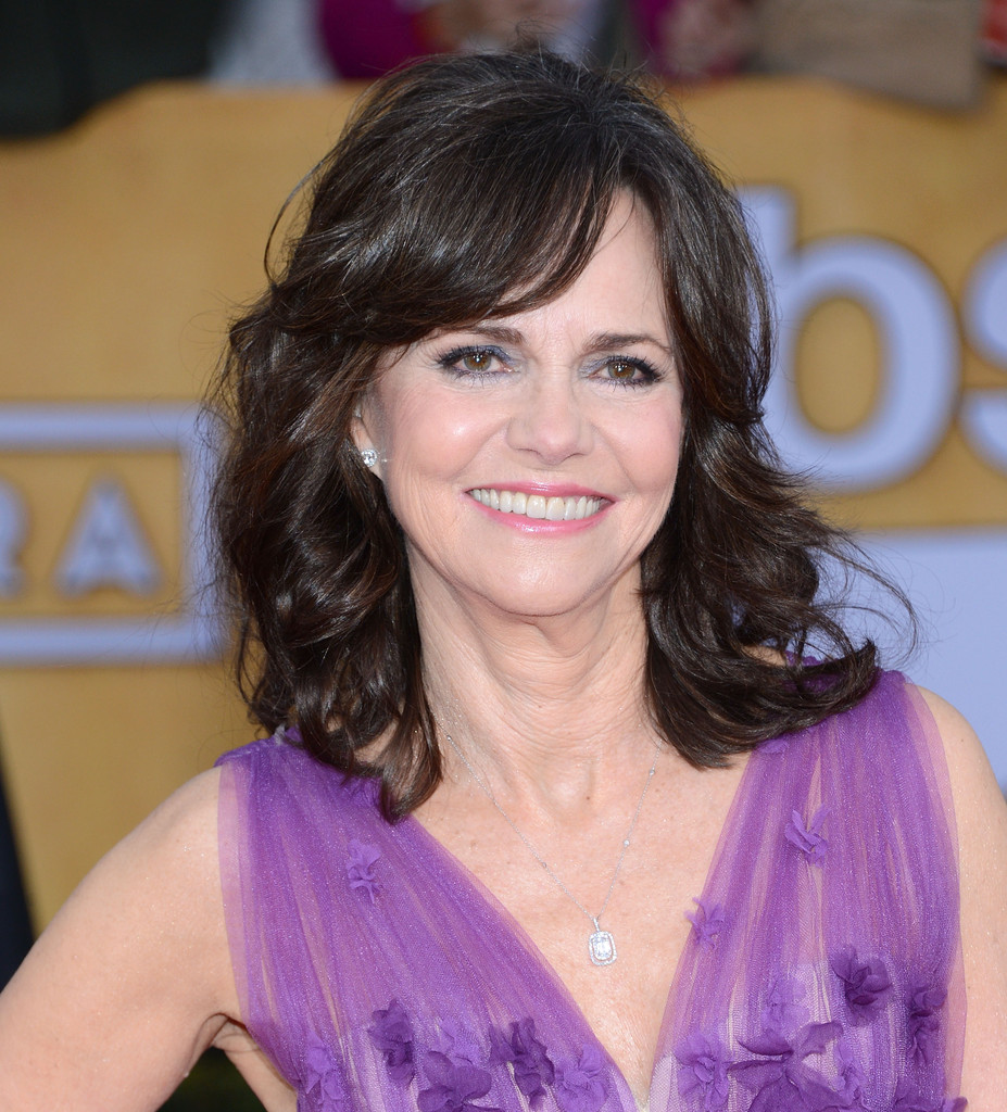 Sally Field's Classic Curls - Haute Hairstyles for Women