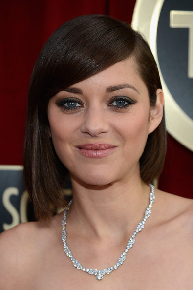 More Pics Of Marion Cotillard Bob 8 Of 14 Short