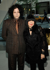 Anna Sui Jack White 2009 CFDA Fashion Awards - Inside