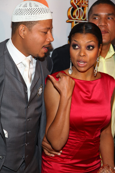 More Pics of Taraji P. Henson Diamond Chandelier Earrings (1 of 24) - Chandelier Earrings Lookbook - StyleBistro