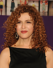Bernadette Peters showed off her ravishing red locks while hitting the CFDA Awards.