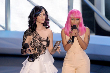 Katy Perry Nicki Minaj 2010 MTV Video Music Awards - Show