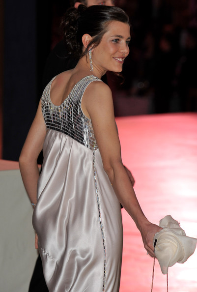 More Pics of Charlotte Casiraghi Evening Pumps (1 of 33) - Charlotte Casiraghi Lookbook - StyleBistro