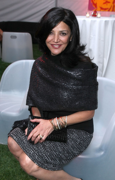 More Pics of Shohreh Aghdashloo Bangle Bracelet (1 of 2) - Shohreh Aghdashloo Lookbook - StyleBistro