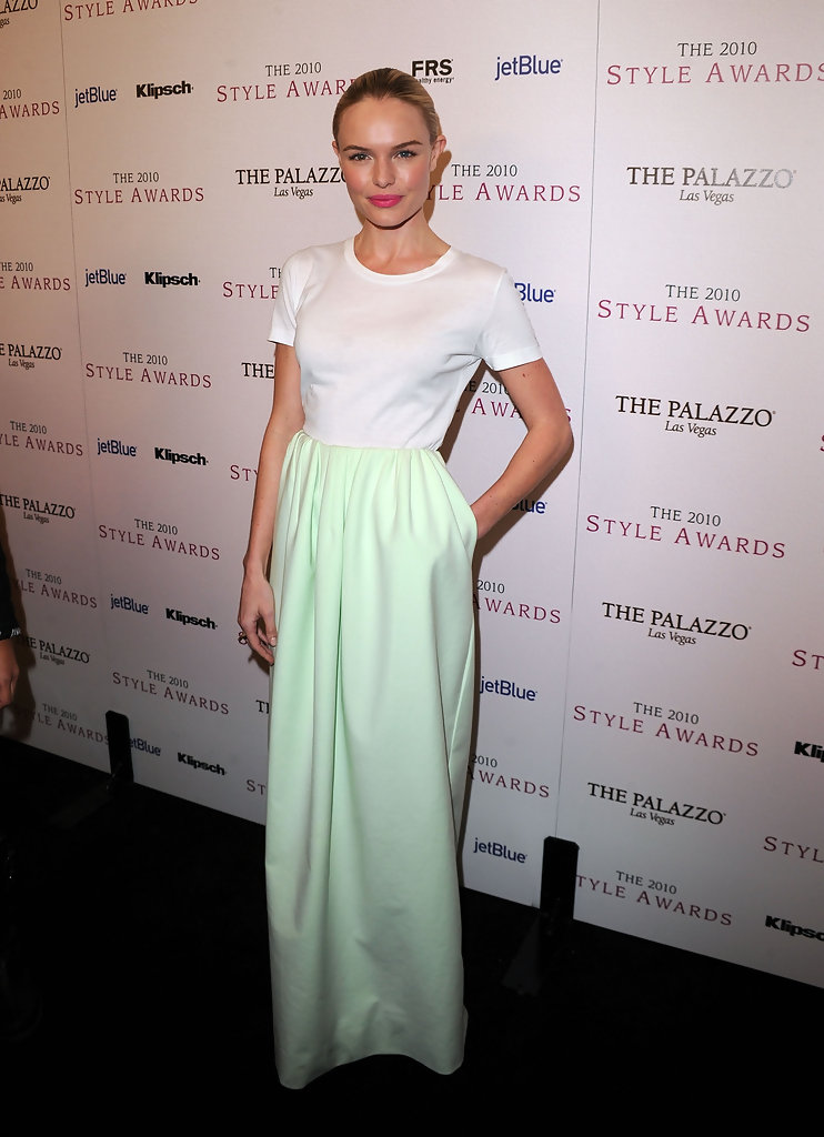 Actress Kate Bosworth arrives at the 2010 Hollywood Style Awards at the Hammer Museum on December 12, 2010 in Westwood, California.