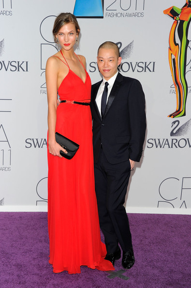 Jason Wu at the 2011 CFDA Fashion Awards