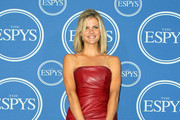 Actress/Model Brooklyn Decker poses in the press room at The 2011 ESPY Awards at Nokia Theatre L.A. Live on July 13, 2011 in Los Angeles, California.