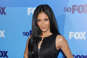 Singer Nicole Scherzinger attends the 2011 Fox Upfront at Wollman Rink - Central Park on May 16, 2011 in New York City.