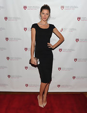 Gisele pulled out her LBD for the Environmental Citizen Awards.