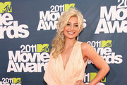 Alyson Michalka Is a Goddess in Ramy Brook for the MTV Movie Awards 2011